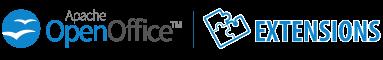 Apache OpenOffice Extensions logo