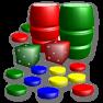 Extensión ClipArt Parchís y Damas para OpenOffice y LibreOffice